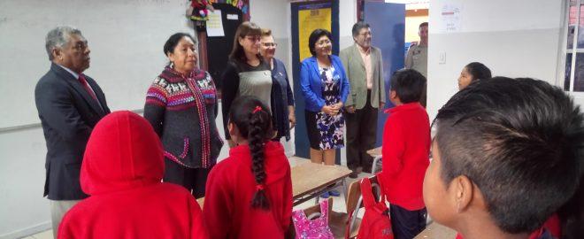 Lorena Ventura Dia educacion rural Arica