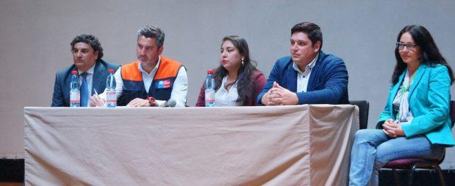 Seremi Lorena Ventura Mineduc Arica